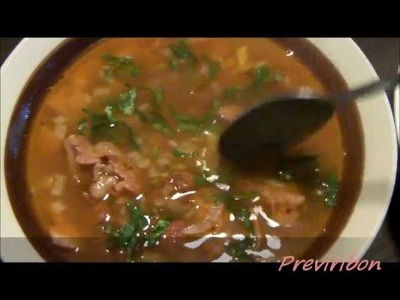 Frijoles Charros * video 87 *