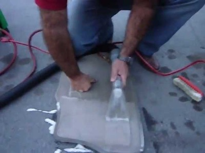 Lavado de tapete palilloautodetailin