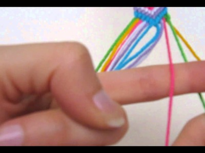 Macramé knots