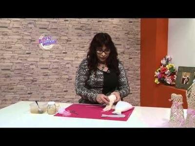 Mónica Astudillo - Bienvenidas en HD - Teje al crochet un maniqui para ordenar la bijouterie.