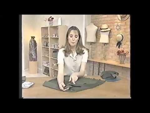 Puntos y Puntadas 71. Buzo canguro para dama. María Laura Poratto.