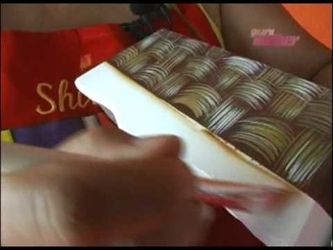 A Roca | Técnica de cestaria profª Shirley