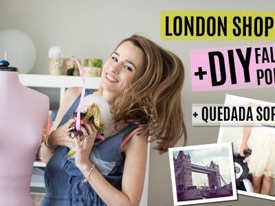 DIY falda de tul básica + Tiendas favoritas de Londres