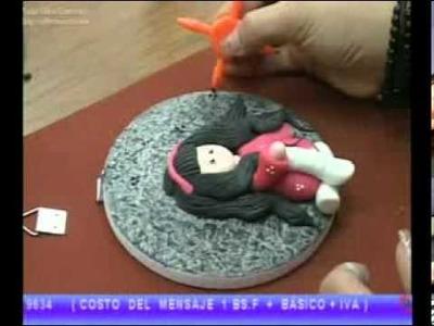 """IDEAS PARA TI CON JESSICA PEÑA POR TRV """"MASA FLEXIBLE"""" 4-4"""