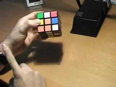 Solucionar Cubo de Rubik PARTE 1