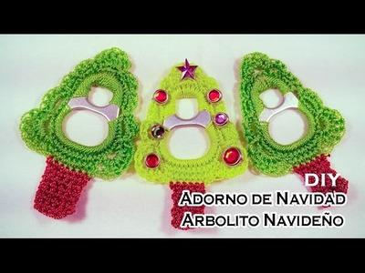 #Adorno Navideño #Arbolito de Navidad #Christmas Ornament