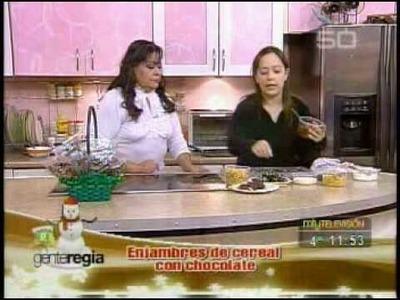 Chucherias - Enjambres de chocolate