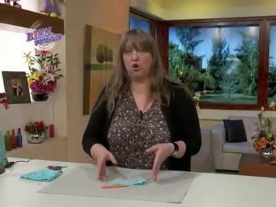 Silvia Nieruczkow  - Bienvenidas TV en HD -  Teje en crochet una pantalla para velador.
