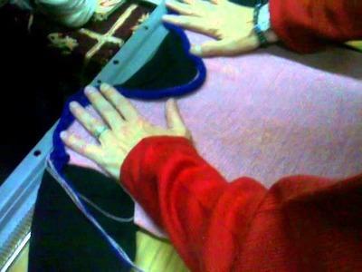 Tejiendo un sweater con ossmarina parte 5