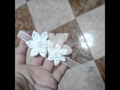 FLOWER KANZASHI bautizos