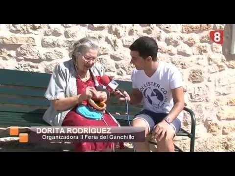 LA VILLA DEL GANCHILLO (FERIA GANCHILLO EN NAVARES DE LAS CUEVAS