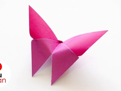 Mariposas de Papel - Origami | DIY - JuanTu3