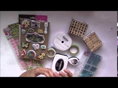 Materiales básicos en el Scrapbook. OPINIÓN PERSONAL (2a parte)