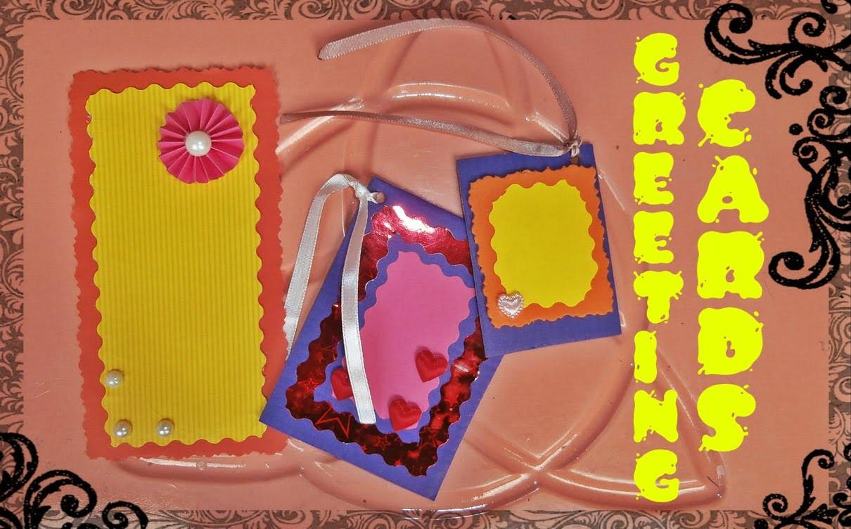 DIY - Greeting cards for  Gift. Cestitke za poklon. Tarjetas de felicitación