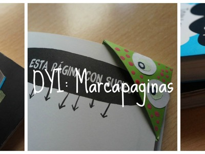 DIY: Marcapáginas || Beautiful day