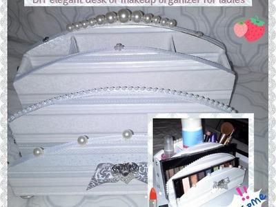DIY organizador para princesas.organizer for princesses