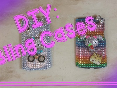 DIY ♡ Phone Case! Súper fácil