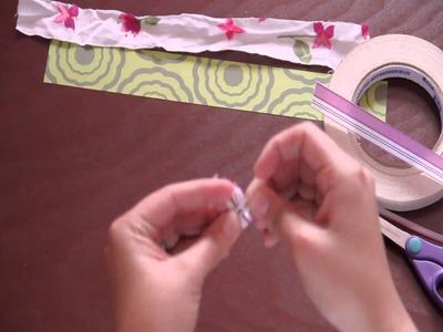 Crea tu propia cinta adhesiva
