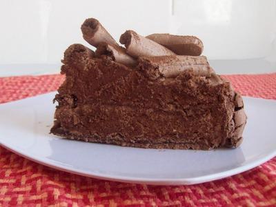 Receta: Torta Merengue Chocolate Casera - Silvana Cocina Y Manualidades