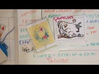 2015 Quick Tip #24   Calculando preco de artesanato