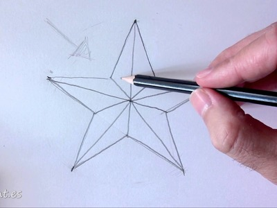 Como dibujar una estrella