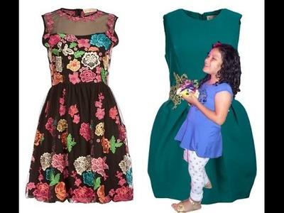 Como hacer vestidos para muñecas (sin cocer)