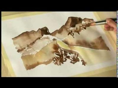 Curso de dibujo y pintura    Acuarela  5