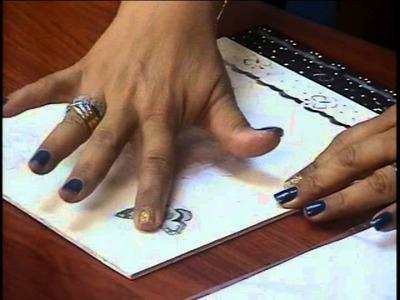 Detalles Magicos Transferencia en Madera parte 2 Invitada Profesora Marlene Mendoza