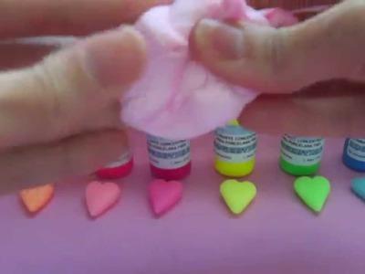 DIY♥Colorantes para Porcelana fría