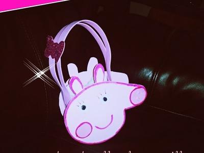 DIY Como Hacer Dulcero  PEPPA PIG