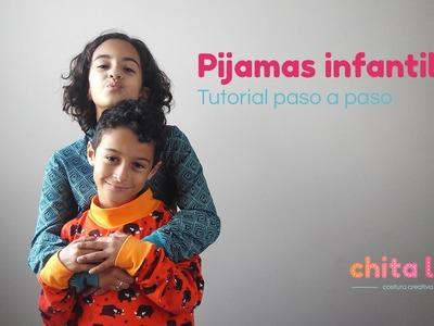DIY pijama infantil. Parte 2: camiseta