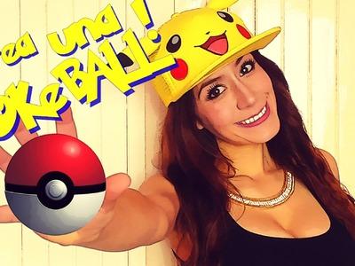 ¡Crea una Pokeball! =D