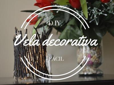 ❀ D.I.Y decora tu cuarto | Vela natural | LAS IDEAS DE JADE