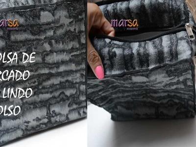 DIY + OUTFIT -  RENOVAR TU BOLSO . Customize bag.