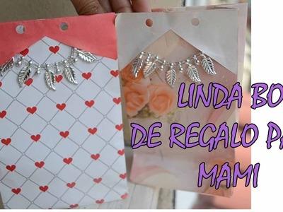 MANUALIDAD. Bolsa de Regalo Original. Regalo para mujer | ACCESORIOS MARSA