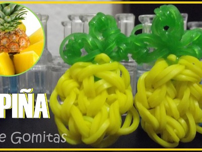 ❤TUTORIAL:❤ PIÑA DE GOMITAS❤-LOVE GOMITAS-❤