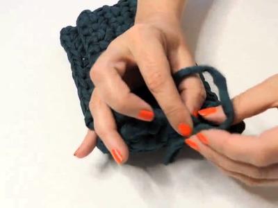 Artbox: Bolso Crochet XXL