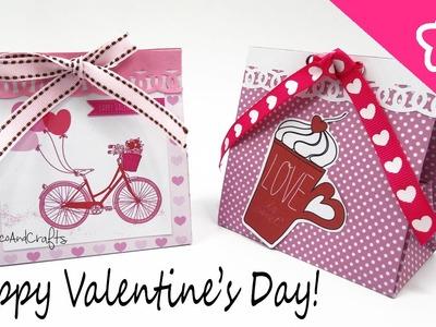 Bolsita de Regalo San Valentin DIY - DecoAndCrafts