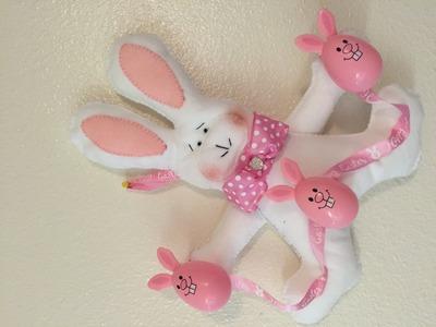 Diy: Manualidades del Conejo de Pascuas (Easter Bunny Crafts)