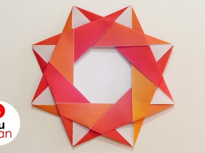 Estrellas de Papel - Origami Modular | JuanTu3