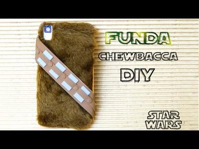 Funda DIY de Chewbacca de Star Wars | Fundas para móviles