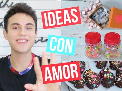 IDEAS FÁCILES PARA REGALAR A TU NOVIO O NOVIA | DIY | MADE IN DEXEL
