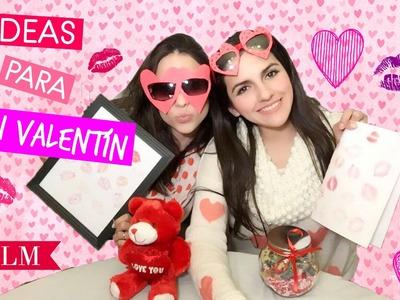 ❤ Ideas para San Valentin. D.I.Y. Valentine's Day ❤