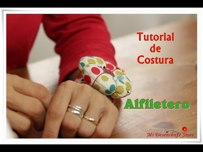 Tutorial #16 - Alfiletero de Muñeca - How to make a pincushion