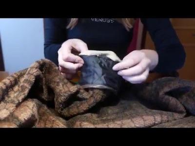 DIY : Cómo alargar las mangas de un abrigo
