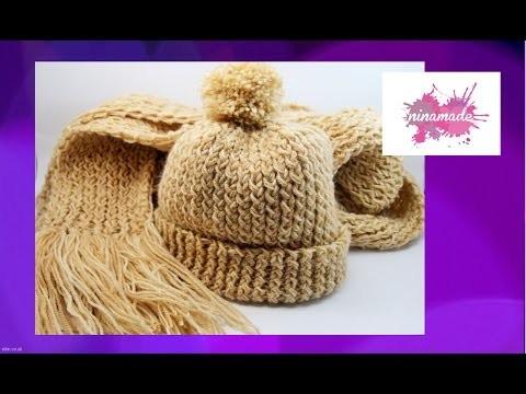 DIY. Como tejer el punto retorcido. How to knit stitches twisted.