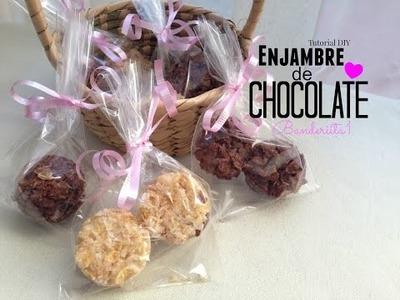 Enjambre de Chocolate ♡ Tutorial DIY