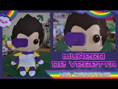 ♥ Muñeco de Fieltro de Vegetta ♥ DIY
