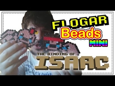 THE BINDING OF ISAAC - DIY- Tutorial Pearl.Hama Beads para Gamers - FloGar o.O