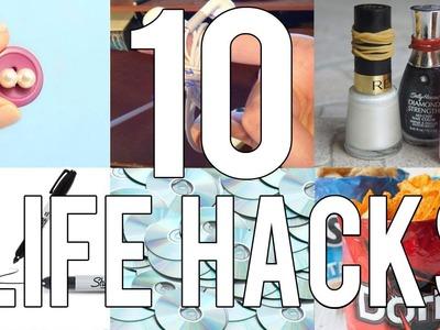 10 trucos.life hacks que harán tu vida mas fácil - Tutoriales Belen